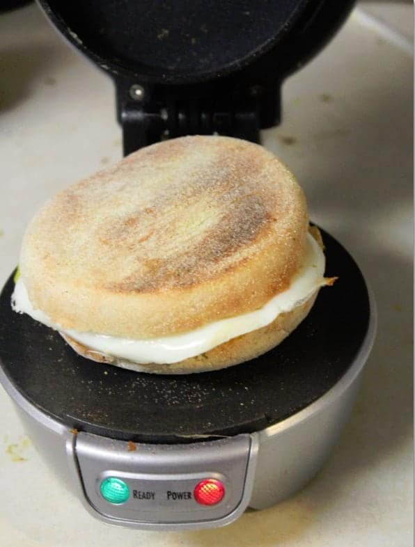 Hamilton Beach Sandwich Maker 5