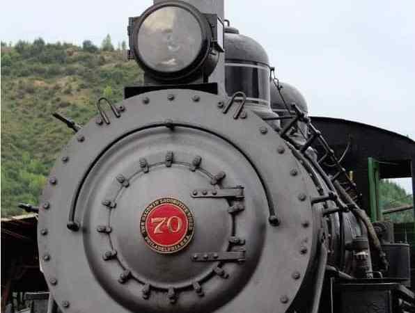 An amazing day on the Mount Rainier Scenic Railroad