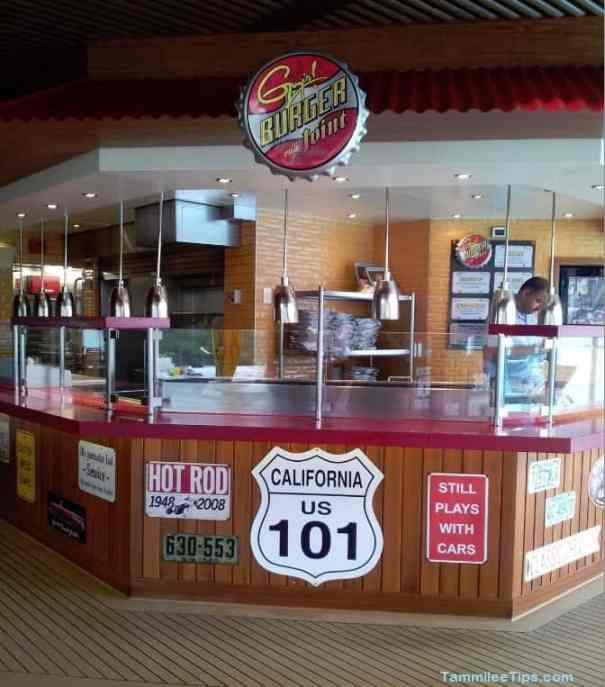 Carnival Breeze Guys Burger Joint 2