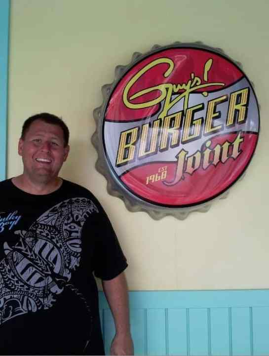 Carnival Breeze Guys Burger Joint