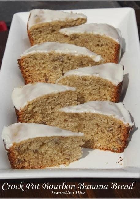Crock Pot Bourbon Banana Bread Tammilee Tips