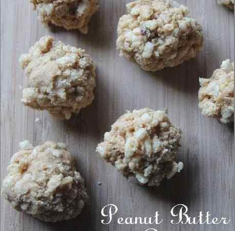 Oh so good Peanut Butter Balls