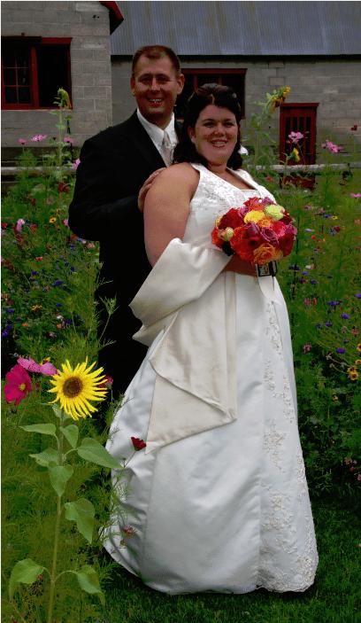 Wedding photo for post