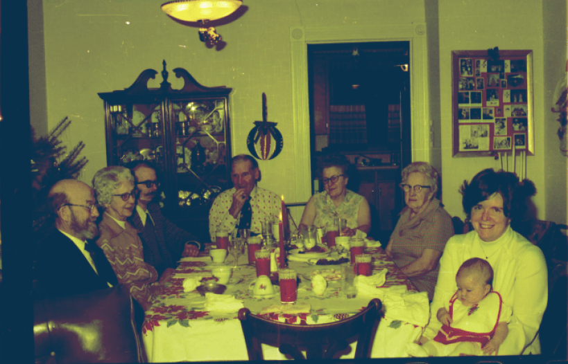Almond Joy Bars and a treasured family cookbook