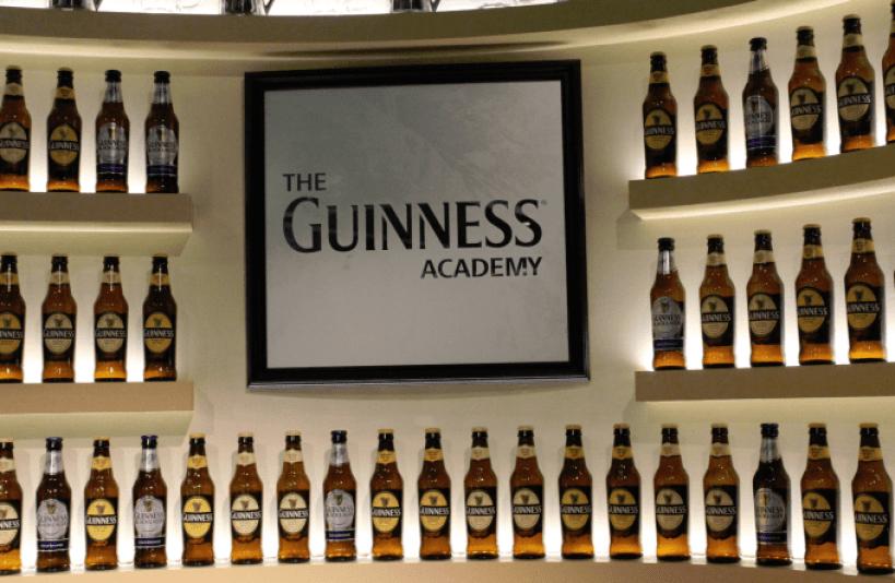 Guiness Storehouse Dublin Guinness Acadamey