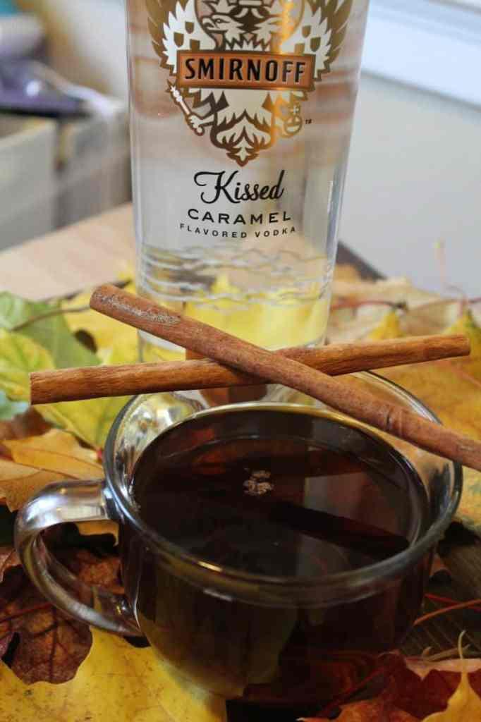 Kissed Caramel Cider