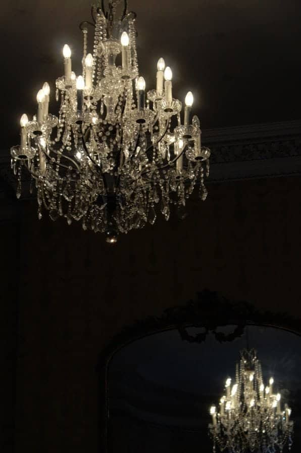 Lyrath House Estate Chandelier