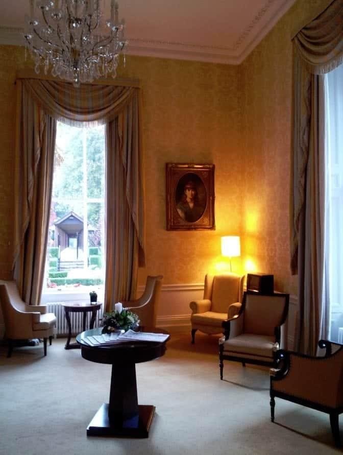 Lyrath House Estate Drawing Room