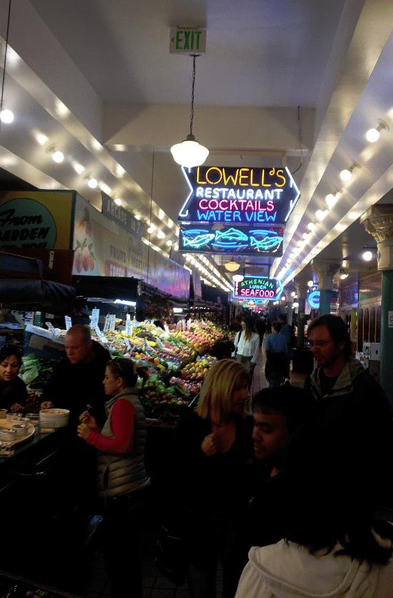 Seattle Pike Place Market 2