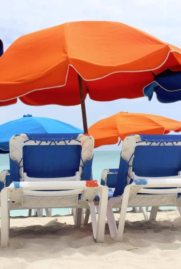 St Maarten Beach Chair