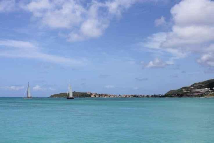 St Maarten Sailboats