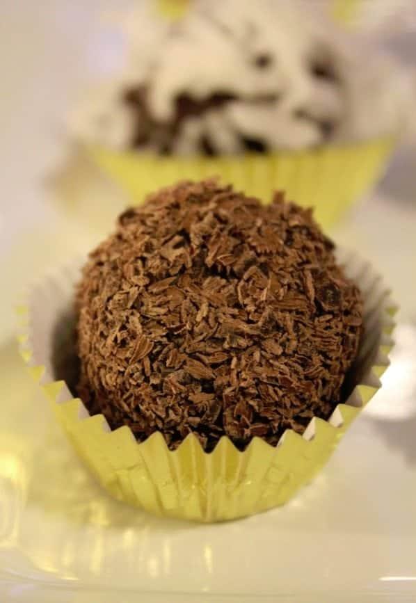 Bakers Chocolate Chocolate Truffle