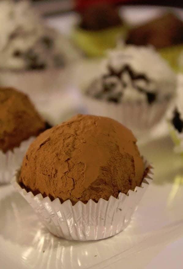 Bakers Chocolate Truffle