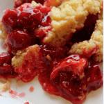 Crock Pot Cherry Dump Cake 2