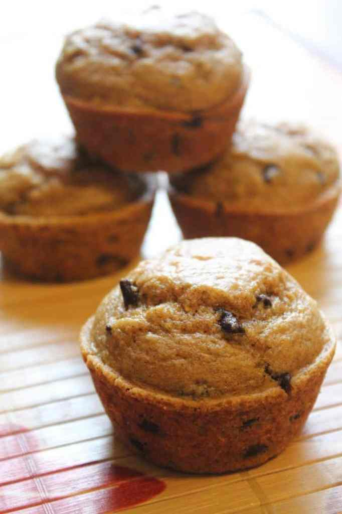 Pumpkin Chocolate Chip Muffin Recipe