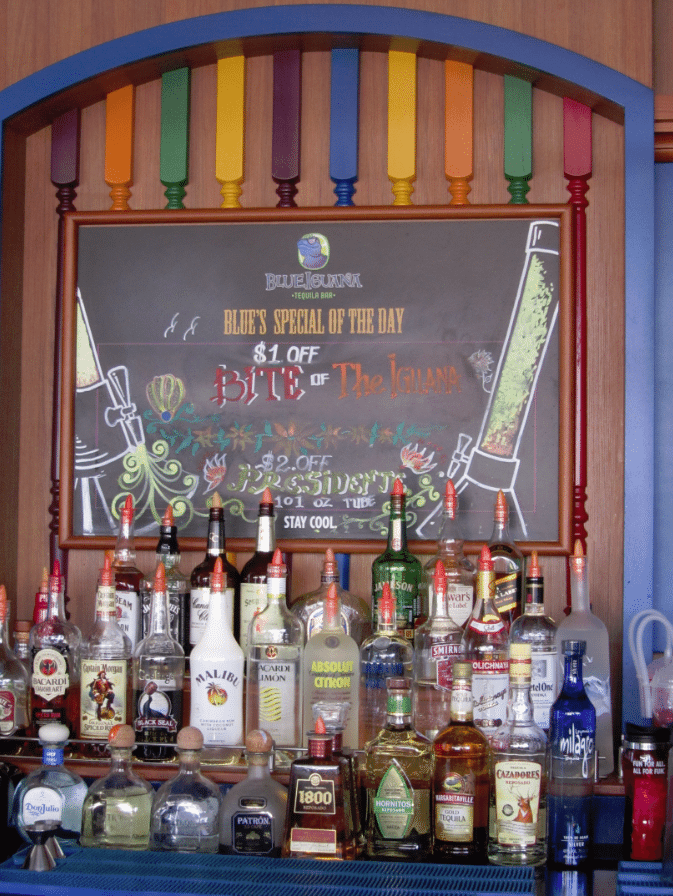 Blue Iguana Tequila Bar 3
