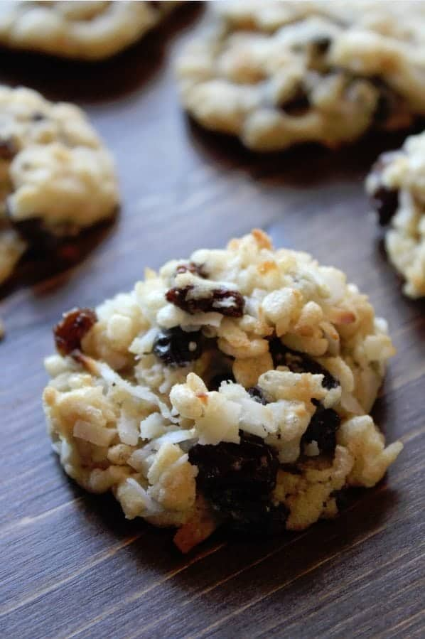 Ranger Cookies 2