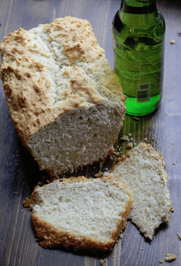 3 Ingredient Beer Bread Recipe