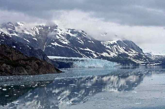 Glacier Bay National Park by Cruise Ship