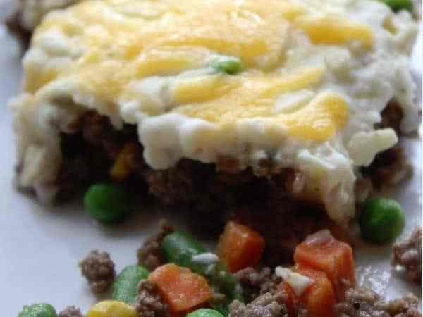 Super easy Shepherds Pie Recipe