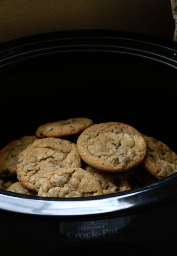Crock Pot Chocolate Chip Cookies Tammilee Tips Recipe
