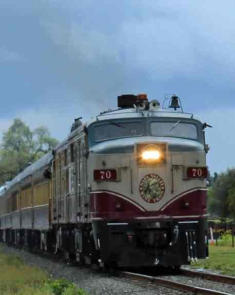 Napa Valley Wine Train pic