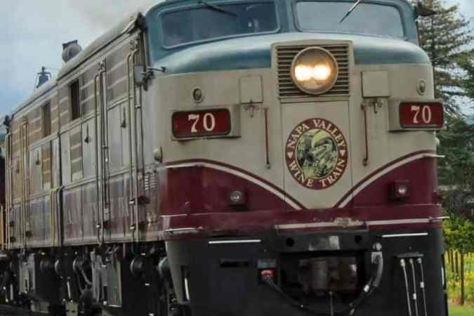 Napa Valley Wine Train Tours