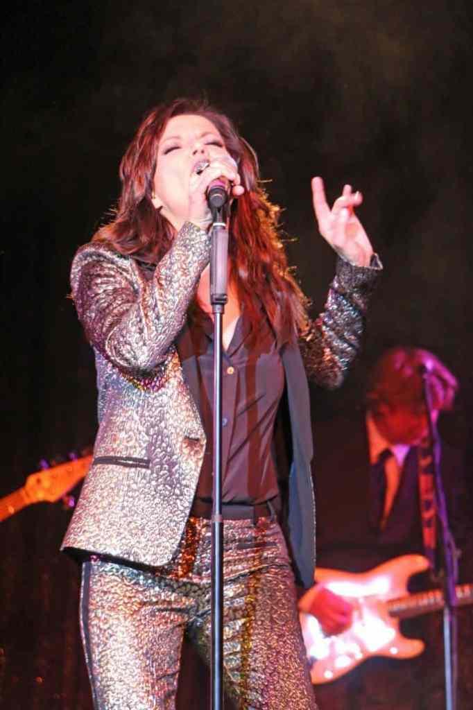 Martia McBride in concert