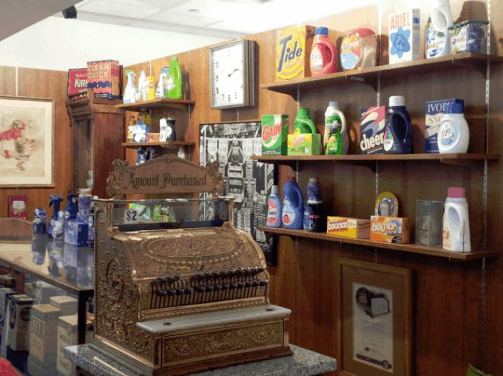 PG Archive Center Cash Register