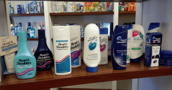 PG Archive Center Head and SHoulders