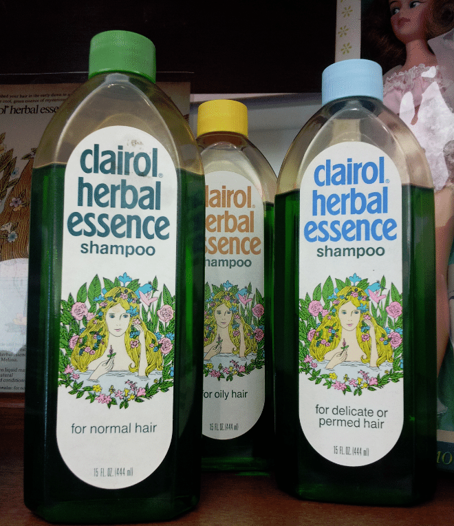 PG Archive Center Herbal Essence