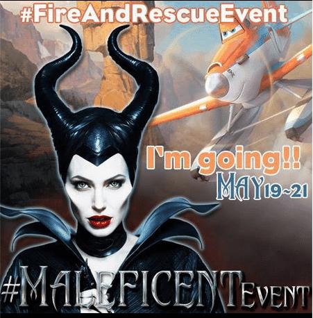 maleficent event