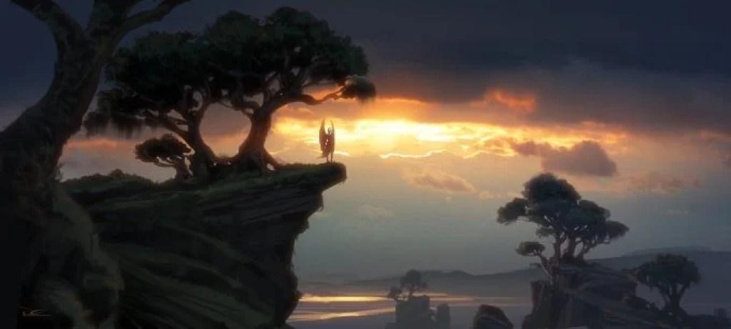"Disney's ""MALEFICENT""..Conceptual Artwork..?Disney 2014"