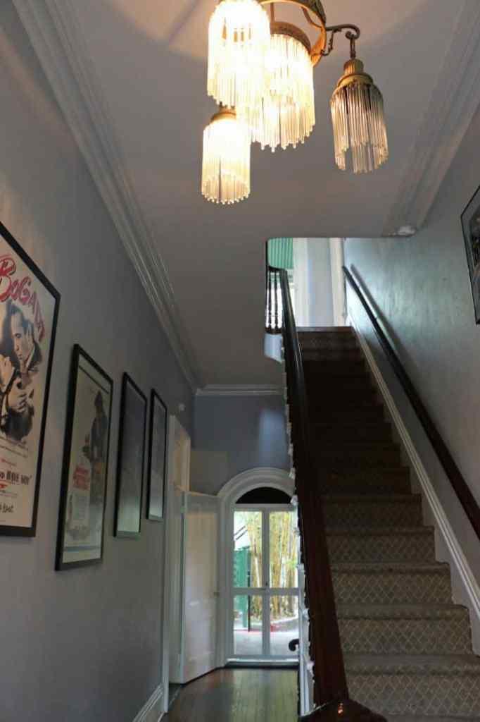 Hemmingway House Stairs