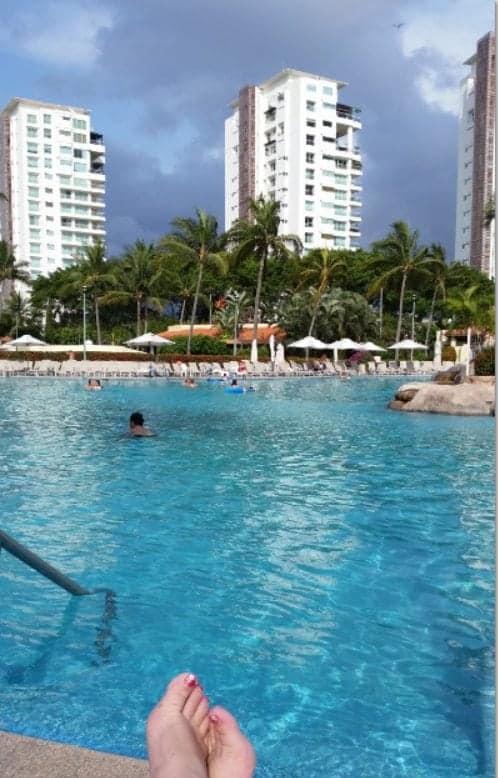 casa magna pool