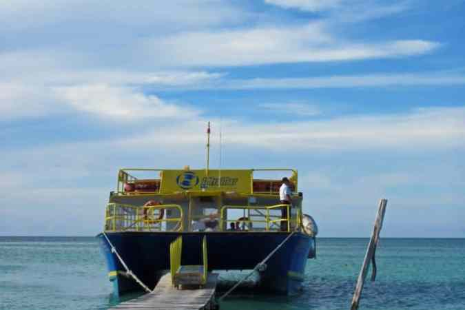 Cozumel Passion Island by Power Catamaran Excursion