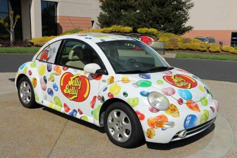 Jelly Belly VW