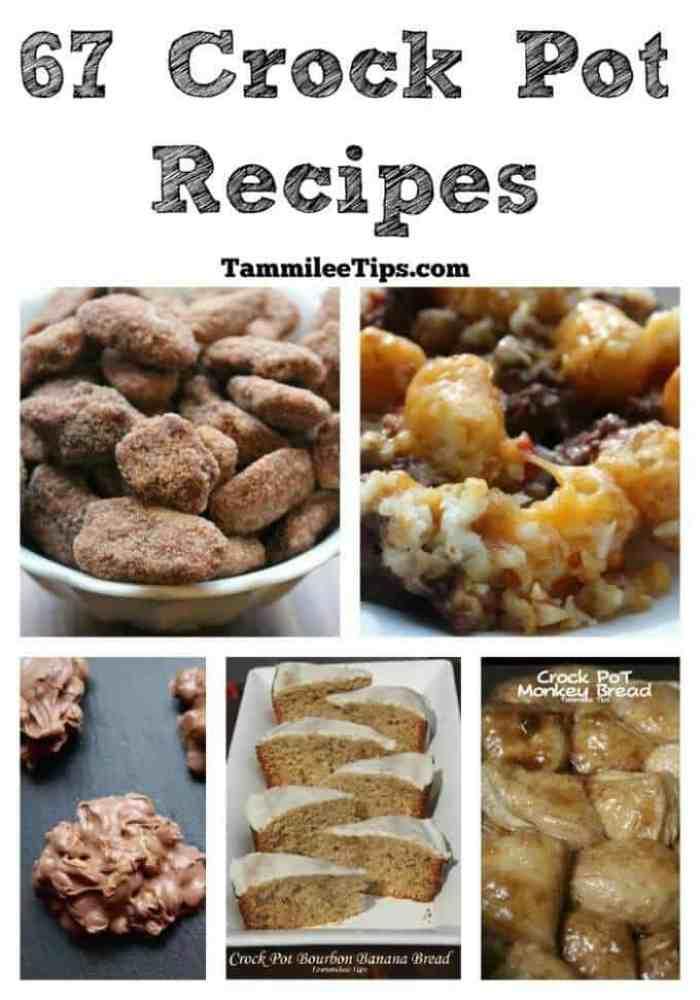 67 Crock Pot Recipes