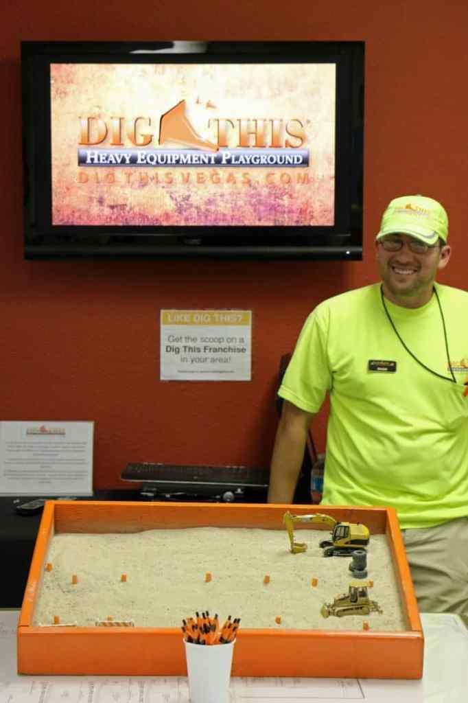 Dig This Las Vegas classroom training