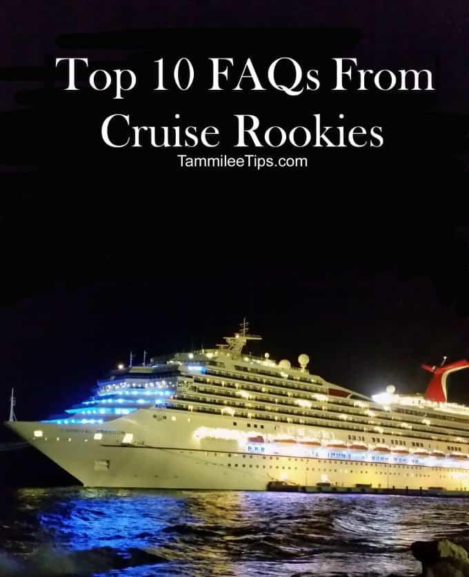Carnival cruise tips reddit