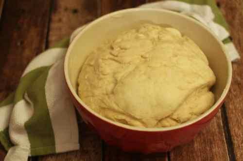 4- Dough After Rising