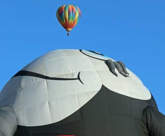 Reno Hot Air Balloon Mass Ascension