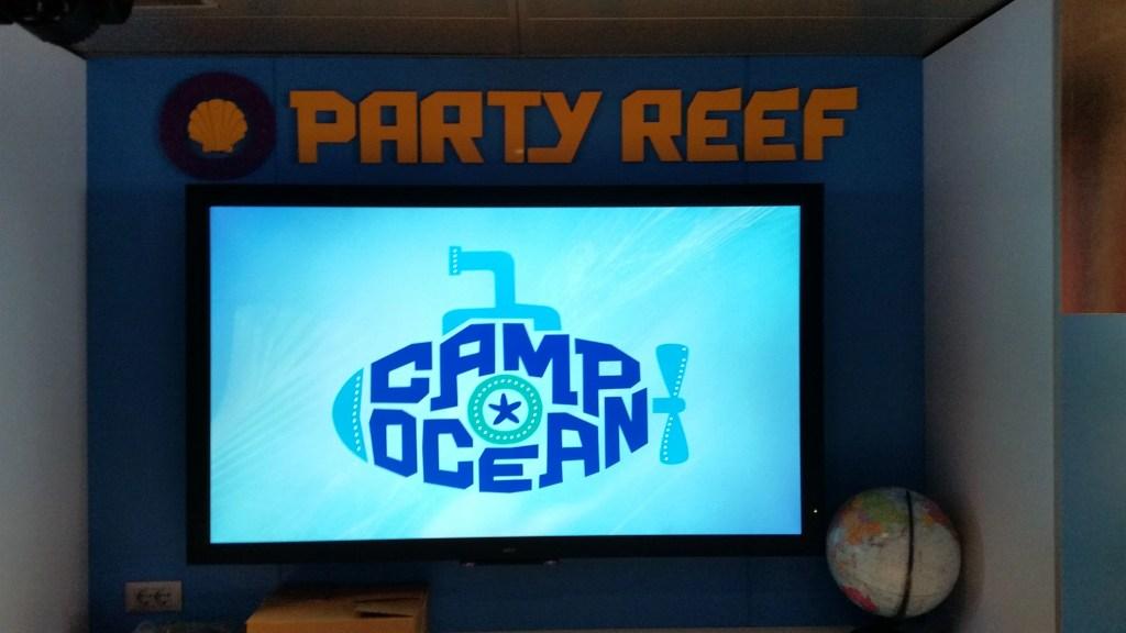 Camp Ocean Carnival Freedom