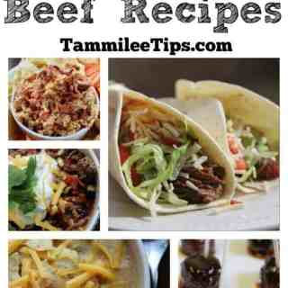 23 Beef Recipes For An Amazing Dinner!