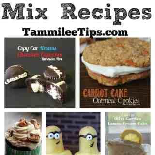 25 Cake Mix Recipes