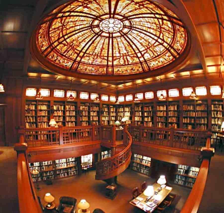 Skywalker Ranch Library