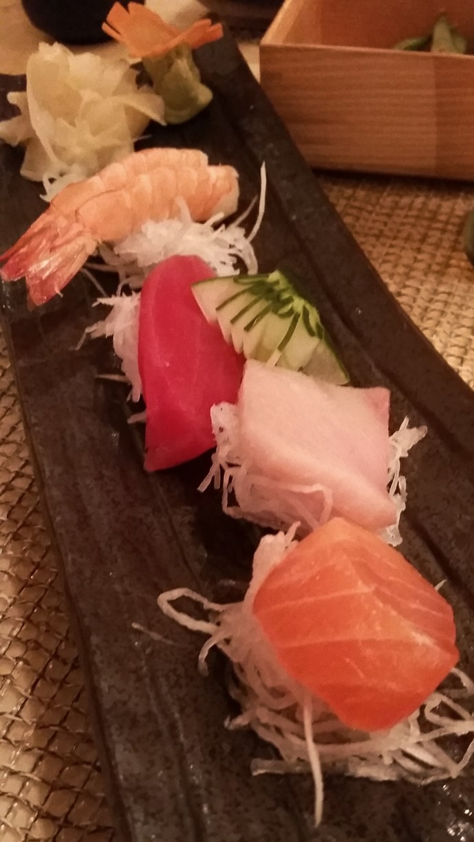 Sushi at Bonsai Sushi