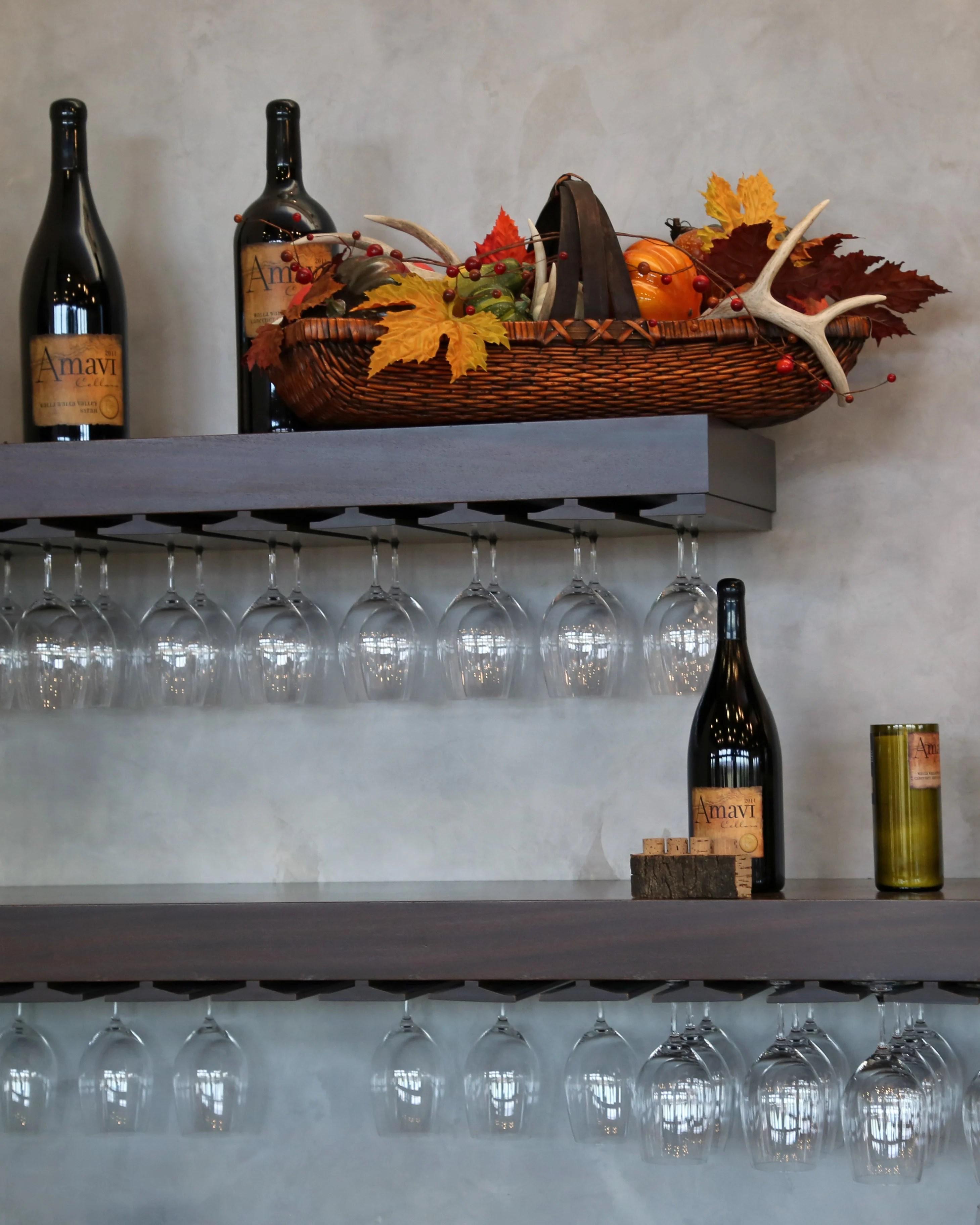 wine and glasses Amavi Cellars Walla Walla Washington & Amavi Cellars Walla Walla Winery