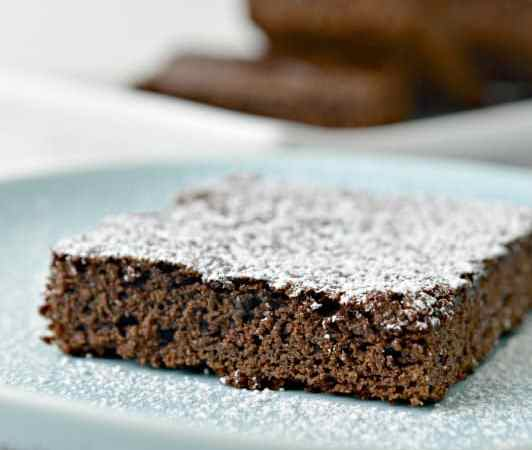 Classic Scratch Made Chocolate Brownie Recipe