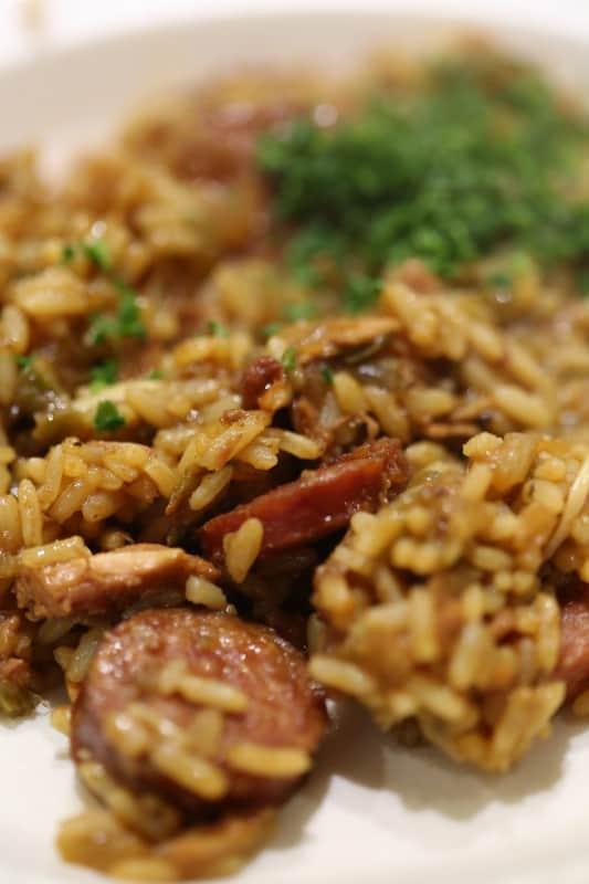 Jambalaya Recipe